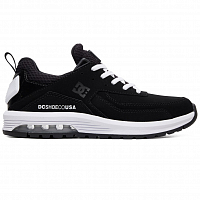 DC Vandium SE J Shoe BLACK/WHITE