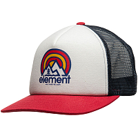 Element RIFT TRUCKER CAP OFF WHITE