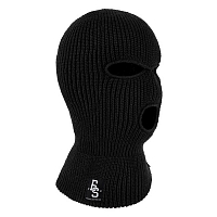 BONUS ATHLETIC Powdervoin X Bonus Mask BLACK