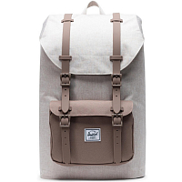 Herschel Little America OVERCAST CROSSHATCH/PINE BARK