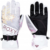 Roxy JETTY GLOVES J GLOV MICRO CHIP EDELWEISS