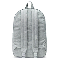 Herschel Heritage Light Grey Crosshatch