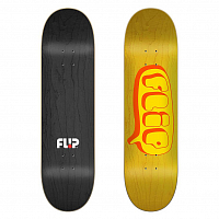 Flip TEAM BUBBLE DECK YELLOW