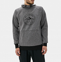 Billabong DOWNHILL HOOD HEATHER GREY