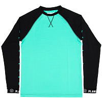 Planks Fall-line Base Layer TOP TEAL
