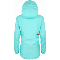 Planks ALL-TIME INSULATED JACKET TEAL