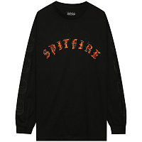 Spitfire L/S OLD E EMBERS BLACK
