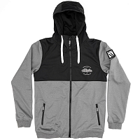 Planks Reunion Soft Shell Jacket SPORTS GREY