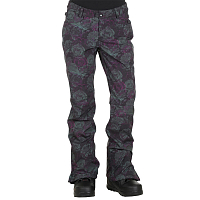 686 GOSSIP SOFTSHELL GHOST ROSE CAMO
