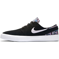 Nike SB ZOOM JANOSKI RM PRM BLACK/AMETHYST TINT-MULTI-COLOR-WHITE