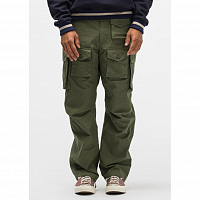 Engineered Garments FA Pant OLIVE COTTON RIPSTOP CT010
