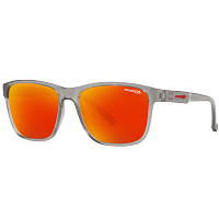 Arnette SHOREDITCH TRANSPARENT GREY/DARK GREY MIRROR RED/YELLOW