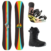 Burton M FREESTYLE PACKAGE 0