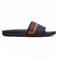 Quiksilver RIVI SLIDE M SNDL BLUE/BROWN/BLUE