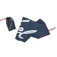 Herschel CAMP TOWEL NAVY/RED