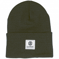 Element DUSK II BEANIE A Olive Drab