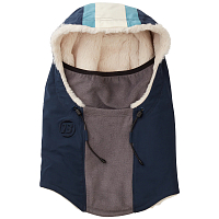 Burton UX RETRO OW HOOD DRESS BLUE