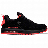 DC VANDIUM J SHOE BLACK/HOT PINK