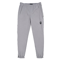 BONUS ATHLETIC Striped Pants GREY