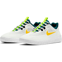 Nike SB NYJAH FREE 2 SUMMIT WHITE/UNIVERSITY GOLD-GEODE TEAL