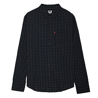 Levi's® SUNSET 1 PKT SLIM ANGELO INDIGO PLAID