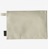 Patagonia ZIPPERED POUCH BLEACHED STONE