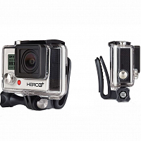 GoPro Headstrap + QuickClip ASSORTED