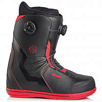 Deeluxe IDXHC BOA FOCUS PF BLACK/RED