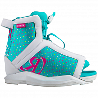Ronix August WHITE / PINK / BLUE ORCHID