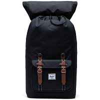 Herschel Little America BLACK/BLACK/TAN