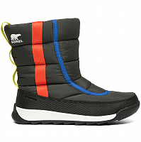Sorel YOUTH WHITNEY II PUFFY MID COAL