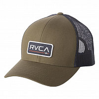 RVCA TICKET TRUCKER III Olive