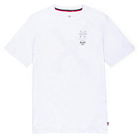 Herschel MEN'S TEE PEACE X SHAKA BRIGHT WHITE