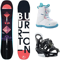 Burton K ALL-MOUNTAIN PACKAGE 2 0