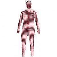Airblaster WMS CLASSIC NINJA SUIT DARK RED STRIPE
