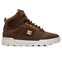 DC PURE HT WR BOOT M BOOT BROWN