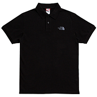 The North Face M POLO PIQUET TNFBLACK/TNFWH (KY4)
