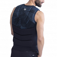 Jobe FRAGMENT VEST MEN MIDNIGHT BLUE