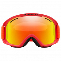 Oakley O FRAME 2.0 PRO XM RED NEON ORANGE W/FIRE IRIDIUM & PERSIMMON
