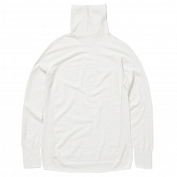 Holden WHOLE GARMENT HIGH NECK TOP PEARL