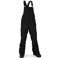 Volcom SWIFT BIB OVERALL BLACK