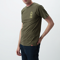 Spitfire S/S STEADY RCKN MILITARY GREEN