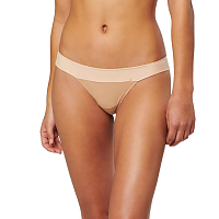 Stance INTIMATES WIDE SIDE THONG NYLON NATURAL