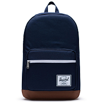 Herschel Pop Quiz PEACOAT/SADDLE BROWN