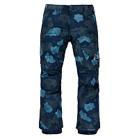 Burton M AK GORE SWASH PT DRESS BLUE TELO CAMO