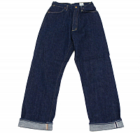 orSlow High Waist Denim Pants Jasmin ONE WASH
