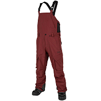 Volcom 3L GORE-TEX® OVERALL BURNT RED