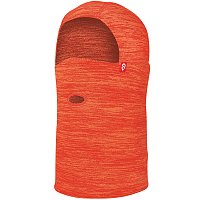 Airhole BALACLAVA COMBO MICROFLEECE Heather Orange