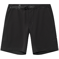 And Wander 2way Stretch Short Pants BLACK