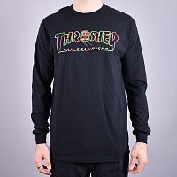 Thrasher CABLE CAR-L/S BLACK